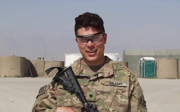 SPC Mark Aguilar Mother's Day Greeting