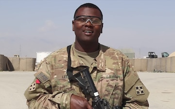SPC Dajohn Lee Mother's Day Greeting