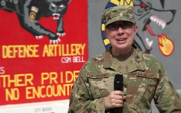 Master Sgt. Erin Pontbriand