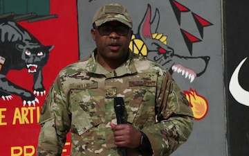 Master Sgt. Jonathan Hollis