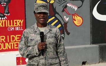 Tech. Sgt. Sirivia Rice