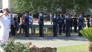 Heroes Remembered at 49th Annual EOD Memorial Ceremony -- NO LOWER THIRDS