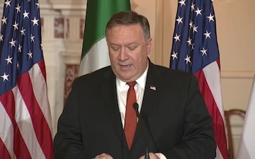 Secretary Pompeo Delivers Joint Statements with Mexican Foreign Secretary Luis Videgaray
