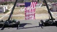Sgt. Maj. Hall's Retirement