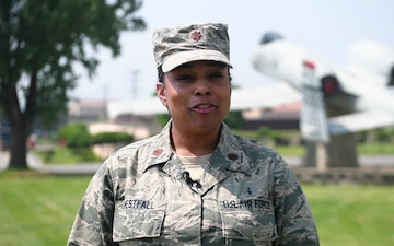 Maj. Latasha Westfall Shout-Out