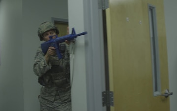 SJAFB Mass Casualty Active Shooter Exercise B-Roll