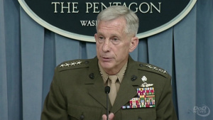 Defense Officials Brief Press on Niger Investigation Results
