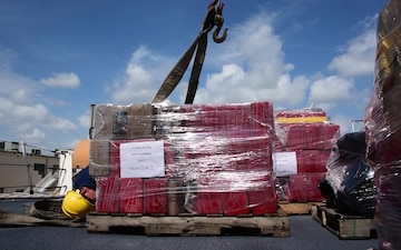 Coast Guard offloads 6 tons of cocaine in Port Everglades