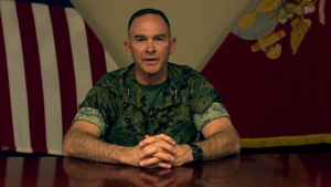 2d MARDIV CG sends an appreciation message to military spouses