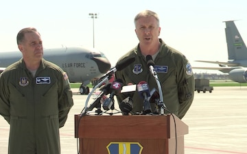 2108 Thunder of Niagara Air Show Press Conference
