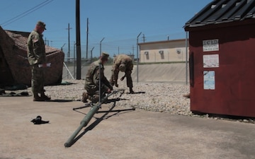III Corps Soldiers Lay the Hammer Down in Deployment Exercise