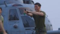 26th MEU: Non-lethal training, OC spray!
