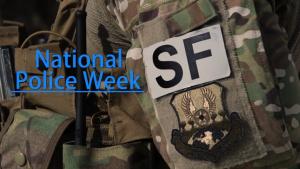 332d AEW Police Week