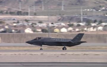 F-35 Lightning II take off 2