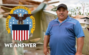 When The Nation Calls, DLA Answers LUIS PEÑA