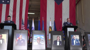 Rican 68 Memorial Service part 1