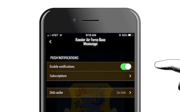 Keesler App - New features - Subscriptions