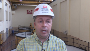 Dale Hollow Dam Hydropower Plant superintendent offers virtual tour