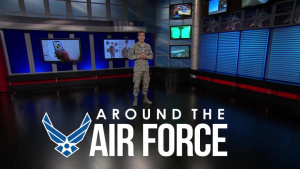 Around the Air Force: New Uniforms / Pilot Training App