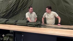 A Closer Look - ADSB Parachute Packing