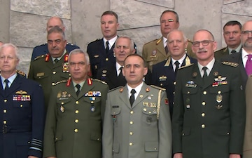 179th Meeting of the Military Committee in Chiefs of Defence Session
