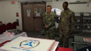 III Corps Anniversary