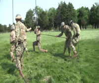 Camp Gruber hosts Army Training schools