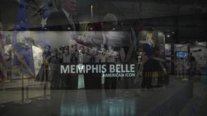 Memphis Belle Exhibit Opening