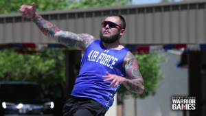 Warrior Games Featured Athlete - Rafael Morfinenciso