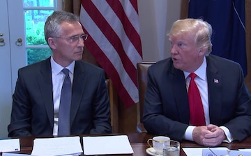 Visit by the NATO Secretary General to the United States of America, Q and A