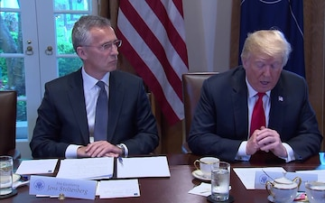 Visit by the NATO Secretary General to the United States of America, Statements