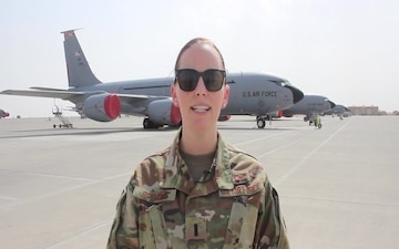 Nationals Women in the Military - 1Lt Spencer