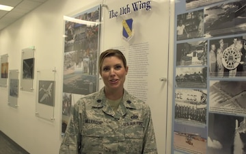 Nationals Women in the Military-Lt Col Millerchip