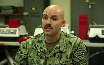 Petty Officer 2nd Class Broc Phillips talks about the importance that NOSTRA has supporting the IRT Mission.