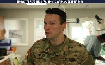 IRT Savannah 2018: IRT brings no-cost Veterinary care to the Savannah community