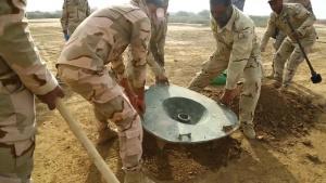 Besmaya Mortars