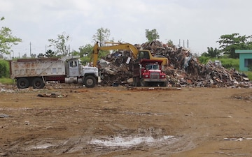 USACE Passes 4,000,000 cubic yards of debris collection.