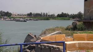 RAQQAH MAIN WATER STATION