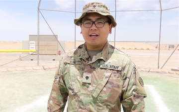 Spc. Brandon Xiong Saints Shout-out