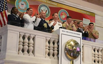 New York Stock Exchange Opening Bell