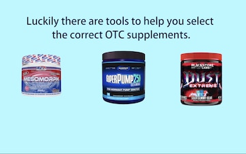 OTC Supplement SafetyS
