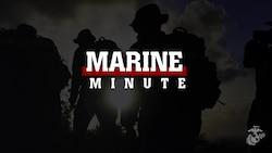 Marine Minute, May 22, 2018