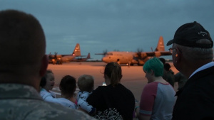 39th Airlift Squadron Deploys