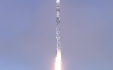 SpaceX Falcon 9 Iridium GRACE-FO