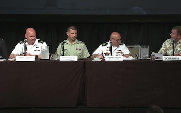 Land Forces in the Pacific Symposium Panel 3: Exporting Global Partnership through Enlisted Development and Professionalism