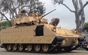 NTC brings Soldiers, community together at Torrance Armed Forces Day celebration