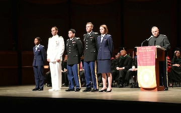 Five Rutgers Medical School Graduates Join the Military to Serve Their Country