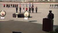 U.S. Forces Korea Memorial Day HG Ceremony