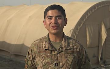 Captain Sergio Martinez