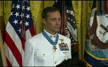 Trump Presents Medal of Honor